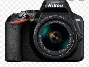 Quality professional photo camera