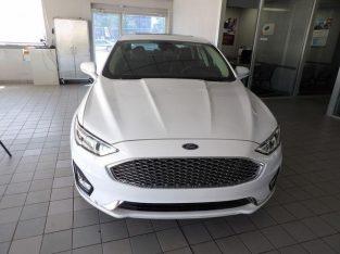 2019 Ford Fusion Titanium