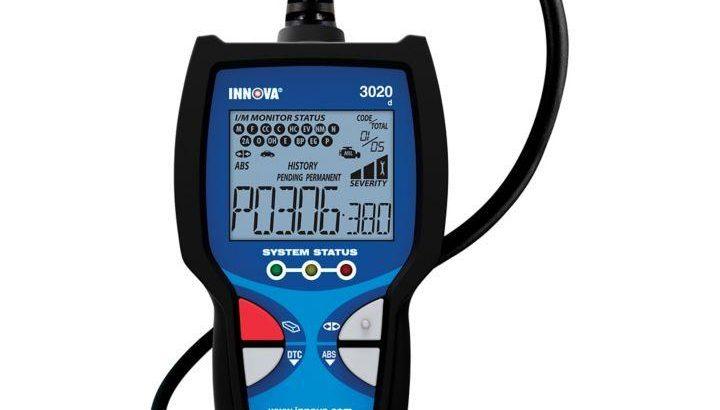 3020 Innova 3020 CanOBD2® Diagnostic Tool