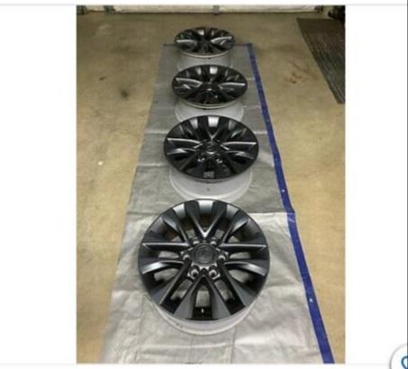 New Lexus rim covers for sale