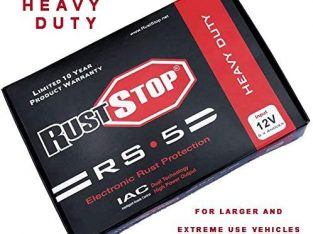 RustStop RS-5 Heavy Duty Electronic Rust Protectio