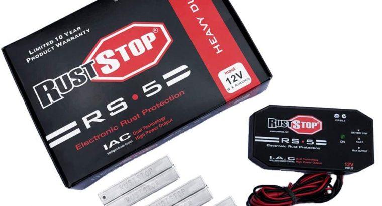 RustStop RS-5 Heavy Duty Electronic Rust Protectio
