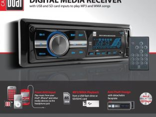 Dual Electronics XR4115 Multimedia
