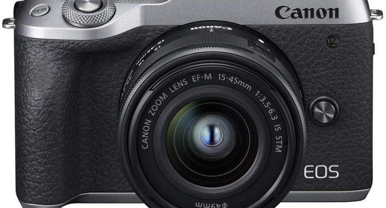 Canon EOS M6 Mark II Mirrorless