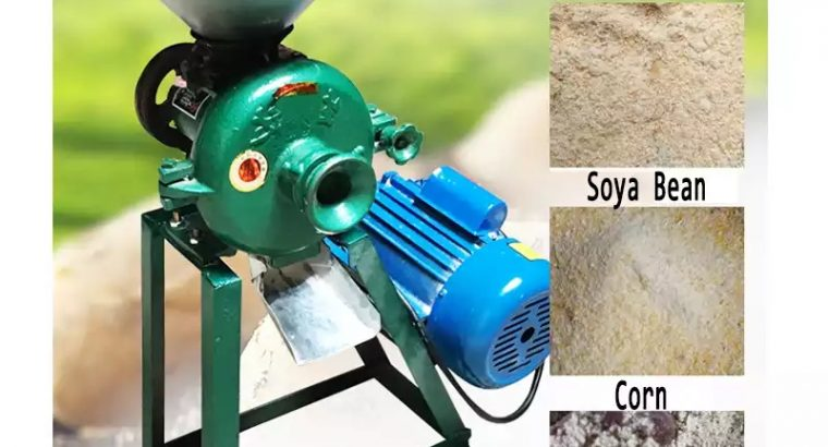 Commercial Wet and Dry Food Grains Grinder