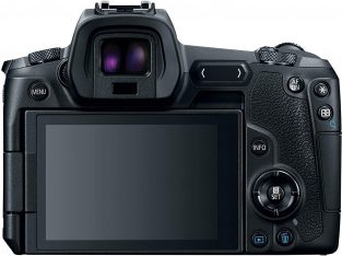 Canon Full Frame Mirrorless Camera