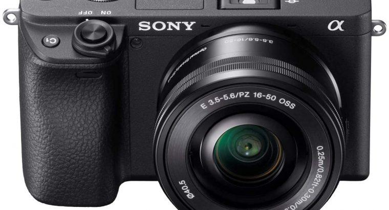 Sony Alpha a6400 Mirrorless Camera