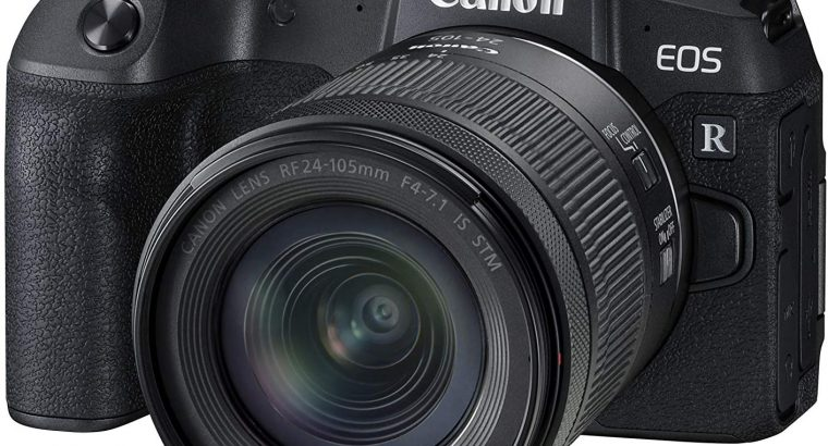Canon EOS RP Full-frame Mirrorless Interchangeable