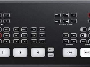Blackmagic Design ATEM Mini HDMI Live Switcher