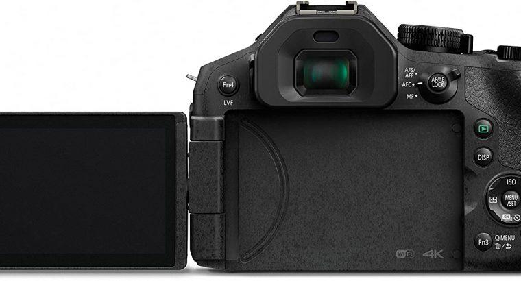 Panasonic Lumix FZ300 Long Zoom