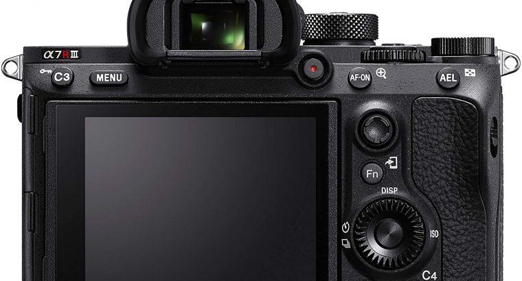 Sony a7R III Mirrorless Camera: 42.4MP Full Frame