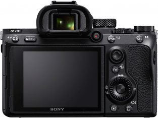 Sony a7 III ILCE7M3/B Full-Frame Mirrorless