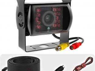 Heavy Duty Backup Camera for Trucks