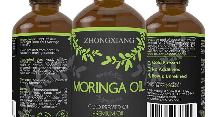 Moringa oil (FOR EXPORT TO CANADA AND AMERICA)