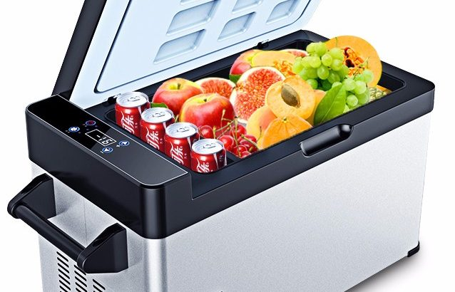 Portable 12V DC Freezer Compressor