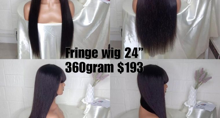 Unprocessed raw human hair for sale