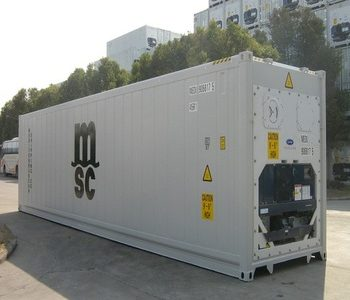 Refrigerated used Shipping Container FOR SALE!