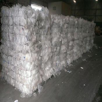 LDPE Clear Film Scrap in Bales