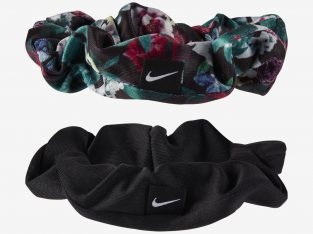 Gathered Hairbands (2-Pack) Nike