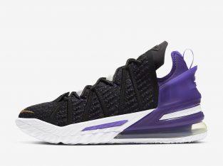 Basketball Shoe LeBron 18