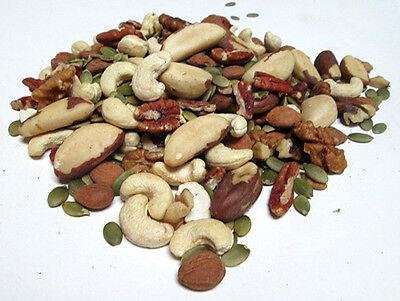 Organic Raw Mixed Nuts