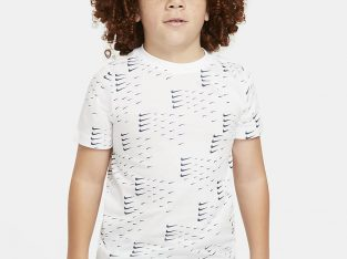 Big Kids' (Boys') T-Shirt Nike Sportswear