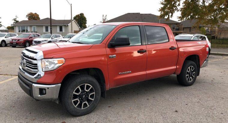 2017 Toyota Tundra CrewMax