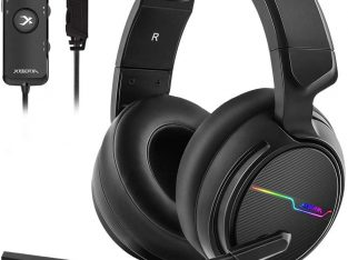 Jeecoo Xiberia USB Pro Gaming Headset for PC
