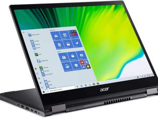 Acer Spin 5 Convertible Laptop, 13.5″ 2K 2256 x 15
