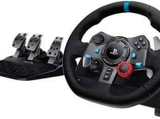 Logitech Dual-Motor Feedback Driving Force G29