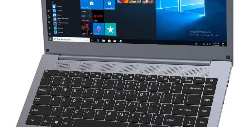 Laptop 14 Inch, Windows 10, 6GB RAM, 128GB Storage