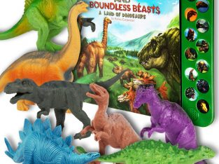 Li'l-Gen Dinosaur Toys for Boys and Girls 3 Years