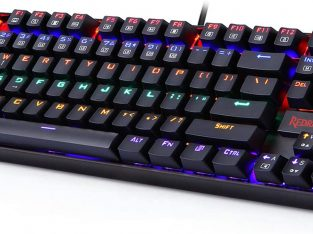 Redragon K552 Mechanical Gaming Keyboard RGB