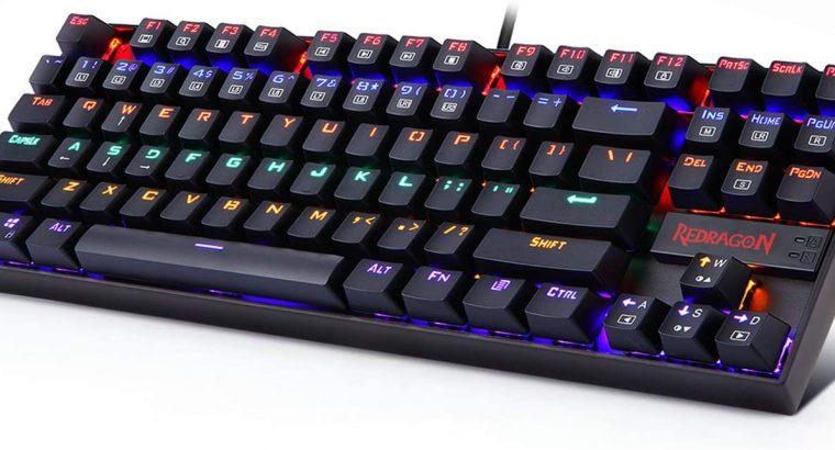 Redragon K552 Mechanical Gaming Keyboard RGB