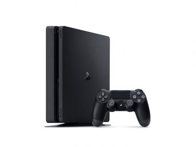 PlayStation 4 Slim 500GB Console [Discontinued]