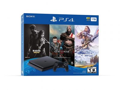 PlayStation 4 Slim 1TB Console Only On PlayStatio