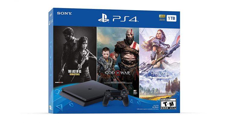 PlayStation 4 Slim 1TB Console Only On PlayStatio