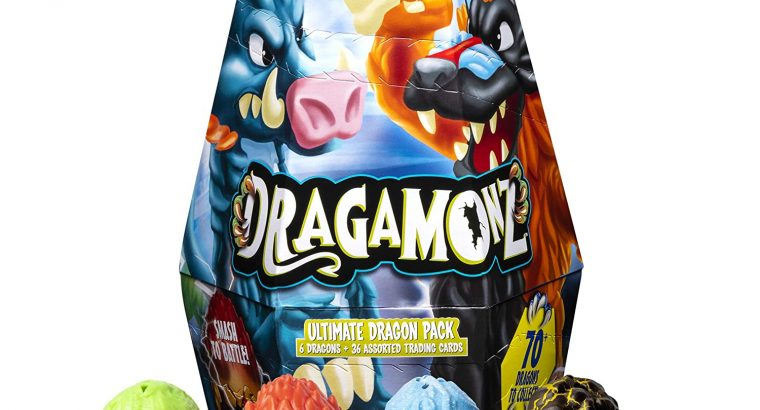 Dragamonz, Ultimate Dragon 6 Pack, Collectible Fig