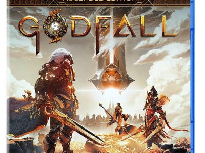 Godfall: Ascended Edition – (PS5) Playstation 5
