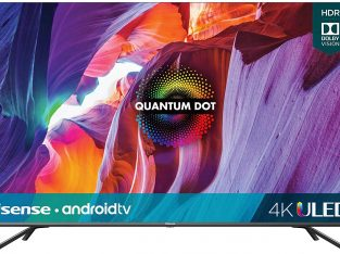 Hisense 50-Inch Class H8 Quantum Series Android