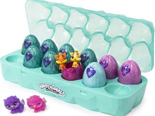 Hatchimals CollEGGtibles, Jewelry Box Royal Dozen