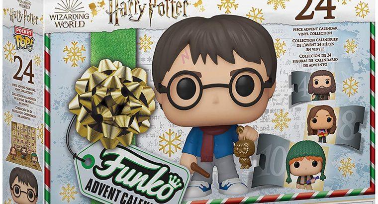Funko Advent Calendar: Harry Potter – 24 Vinyl