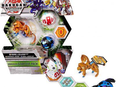 Bakugan Starter Pack 3-Pack
