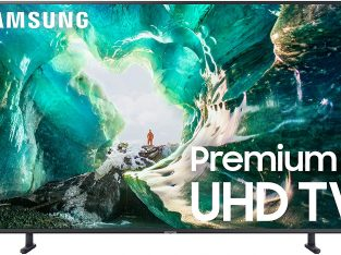 Samsung Flat 49-Inch 4K 8 Series UHD Smart TV