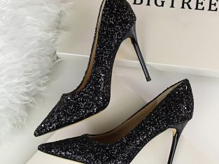 Fashion Glitter Bling 2020 Ladies Heels