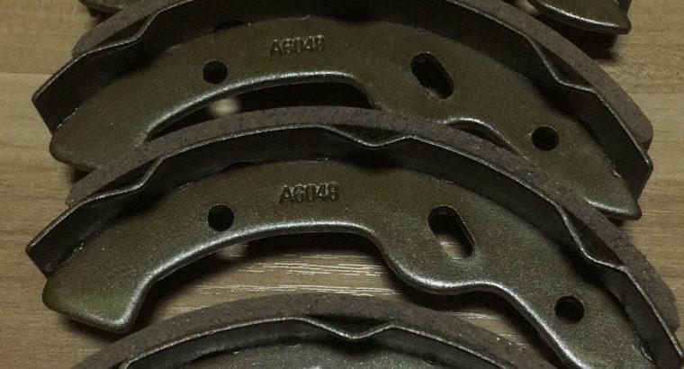 Brake Shoes (Set of 4) For Golf Carts