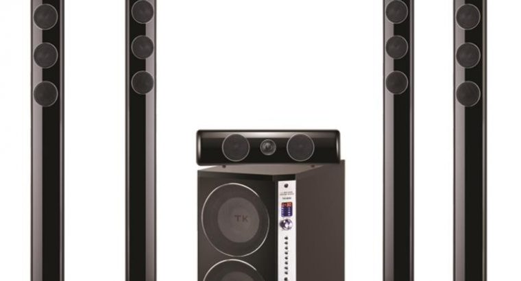 3D Surround Wireless 6 Speakers Bluetooth 5.1 Home