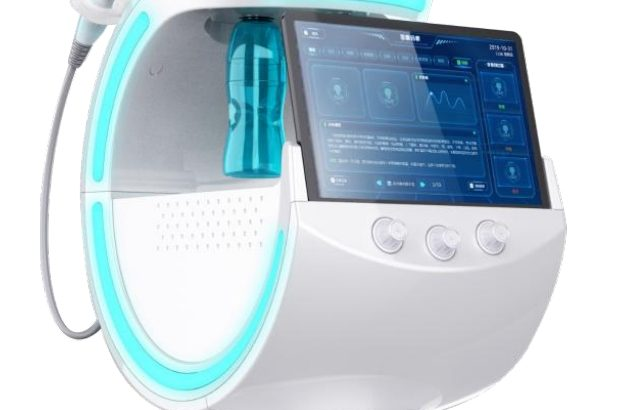 Portable and Oxygen Facial Beauty Machine