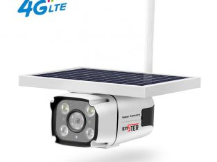 Wireless 3G-4G-Security-Ip-Camera Surveillance