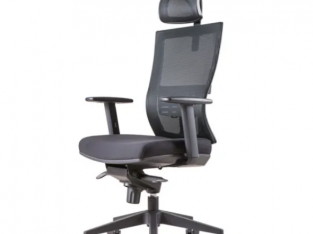 High Back Mesh Office Chair with Adjustable